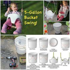 Bucket swing tutorial