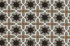 BROCHIER Home decor textile - Interior Design Fabric J3266 ANDROMEDA 001 Deserto