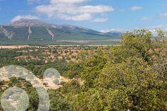 Sierra de Francia from the surrounding plains