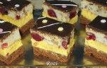 Neked is van toplistád? Hungarian Desserts, Hungarian Recipes, My Recipes, Cookie Recipes, Dessert Recipes, Sweet Cookies, Cake Cookies, Ital Food, Fudge