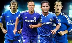 CHELSEA's greatest Premier League XI: John Terry and Frank Lampard feature but who else makes the cut?