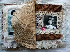 Whimsical Dreams Fabric Book
