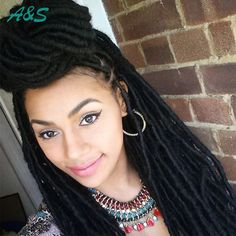 Crochet Braids Xpression Multi : Best faux locs crochet braids xpression braiding hair extensiones ...