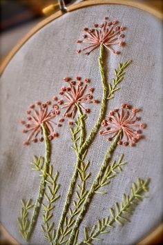 The Hand Embroidery Blues