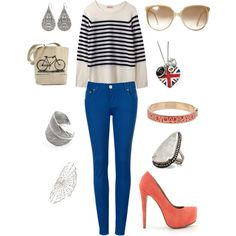 British Hipster, created by heychloe on Polyvore