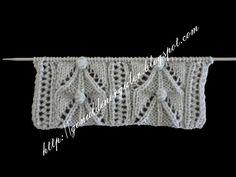 fıstıklı örgü modeli. free knitting pattern