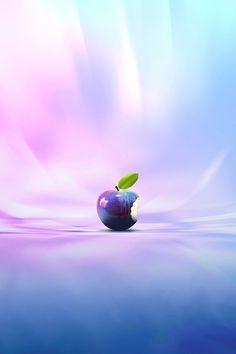 3D Apple iPhone Wallpaper HD