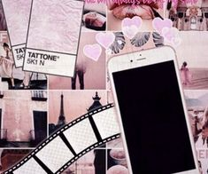 Find images and videos about pink, edits and editing on We Heart It - the app to get lost in what you love. Mood Wallpaper, Aesthetic Pastel Wallpaper, Aesthetic Backgrounds, Aesthetic Wallpapers, Galaxy Wallpaper, Textured Background, Pastel Background, Instagram Photo Editing, Photo Collage Template