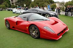 """Steve Ferrante's """"Ferrari P4/5 Pininfarina"""""""