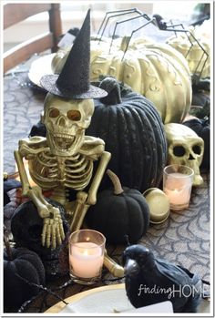 """the festival season is just around the corner we are here to inspire that what type of Halloween Decoration You can do it yourself in a easy way at your home. We had gathered some of the DIY inspiration For You. So Checkout """"30 Awesome DIY Halloween Decorations You Must Try This Halloween"""""""