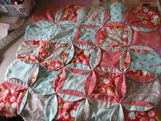 I might try this instead of a flannel rag blanket.