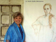 MARIA GIULIA ALEMANNO sempre più LiberaMente: NELLA SACRESTIA DI SAN PIETRO CON LA NONNA MARIA  ...