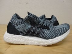 3fa8bc2e693c3 Women s Adidas Ultra Boost X Parley Blue Black Size 8.5- DB0641  fashion