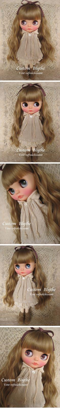 *カスタムブライス*Custom Blythe*Vent rafrachissant - ヤフオク!
