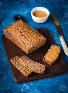 I Foods, Cornbread, Banana Bread, Food And Drink, Ethnic Recipes, Fitness, Kitchen, Desserts, Challenges