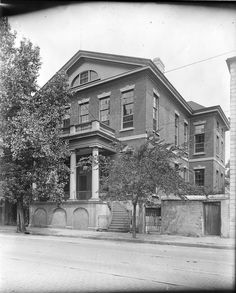 114 Broad Street, Colonel Thomas Pinckney, Jr. House -- Charleston (S.C.) in 1880