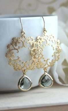Wedding jewellery - gorgeous image