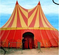 I would like to go to the circus someday...never went as a child because my mom has a thing about clowns