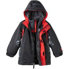 """2536776_Black%3Fwid%3D800%26hei%3D800%26op_sharpen%3D1 Best Deal """"Toddler Boy OshKosh B'gosh FleeceLined Heavyweight Gray Puffer Jacket"""