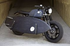 Custom BMW R80 by VDB Moto - Bikers Cafe