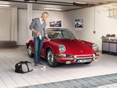 Porsche - クラシックカーに安らぎのケアを