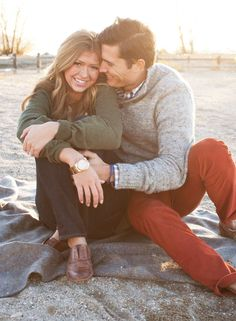 Inspired by this Fall Park + Lake Engagement | Inspired by This Blog