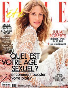 EXCLU - Julia Roberts révèle tous ses secrets beauté cette semaine dans ELLE (n°3579) > http://www.elle.fr/Beaute/News-beaute/Beaute-des-stars/J-ai-fait-un-effort-je-me-suis-epilee-les-jambes-la-beaute-au-naturel-par-Julia-Roberts-2740261