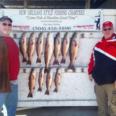 NEW ORLEANS CATCHING RED FISH AND MARDI GRAS 2015- NEW ORLEANS FISHING REPORT 1/27/15