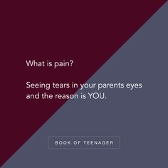 Story Book Of Teenagers 💕 ( Love My Parents Quotes, Dad Quotes, Hurt Quotes, Girly Quotes, Family Quotes, Words Quotes, Life Quotes, Think, Teenager Quotes