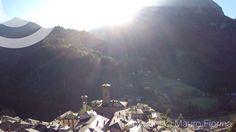 #Gromo sorge il sole