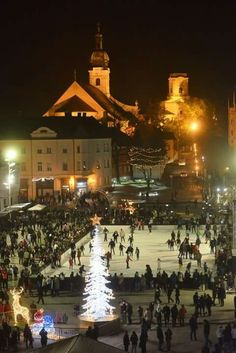 Ice-rink in Győr, Hungary Ice Rink, I Want To Travel, Travelogue, Homeland, Finland, Castles, To Go, Earth, World