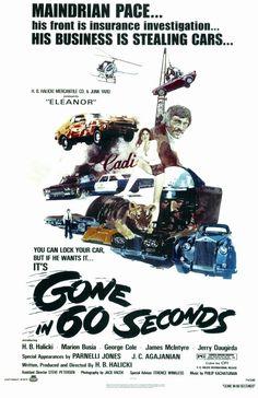 "Gone in 60 seconds ""the original"""