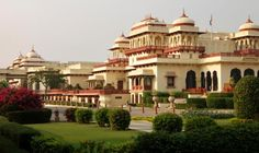 Stunning Splendors of Top Heritage Palaces in Rajasthan
