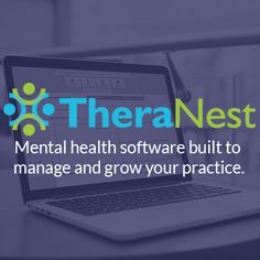TheraNest provides a secure, affordable and easy practice management solution for mental health practitioners. Billing, scheduling, reminders & more!