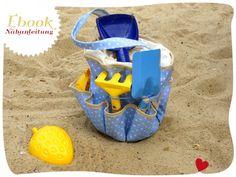 BuddelTäschi. Sommer, Sonne, Strand und Sand