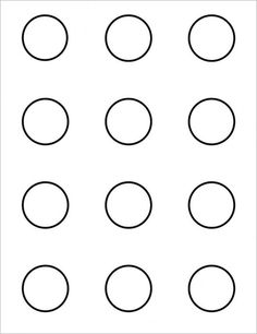6 Best Images of French Macaron Template Printable - Printable 1 Inch Macaron Template Circle, Macaron Template and 1 Inch Circle Template Printable Piping Templates, Royal Icing Templates, Royal Icing Transfers, Label Templates, Templates Printable Free, Printables, Blogger Templates, Circle Template, Circle Labels