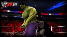 Guys we are in the semi finals of the Marvel VS DC king of the ring tournament! In this match we have the hulk VS Batman! Guys match was fantastic to watch . Wwe 2k14, Marvel Vs, Hulk, 2k Games, Batman, Concert, Videogames, Video Games, Concerts