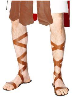 sandalias-romanas.jpg (889×1200)