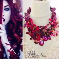 "91 mentions J'aime, 11 commentaires - Marcella Cataldo (@nelbauledimarci) sur Instagram: ""#jewellerydesigner #soutache #flowers #handmadejewelry #artigianato #jewels #accessories…"""
