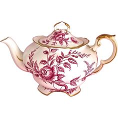 C Steele Collection Porcelain China Porcelain Dinnerware, Porcelain Ceramics, China Porcelain, Painted Porcelain, Porcelain Tiles, China Dinnerware, China Teapot, Limoges China, English Teapots