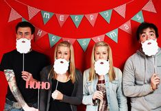 Christmas Photobooth by nstuck985, via Flickr