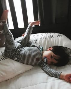 Cute Baby Boy, Cute Little Baby, My Baby Girl, Little Babies, Cute Kids, Baby Kids, Cute Asian Babies, Korean Babies, Asian Kids