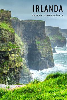 Vai para Irlanda, mas ainda não sabe o que visitar? Então confira no 1001 Dicas de Viagem algumas dicas de passeios imperdíveis! Foto: Giuseppe Millo / Flickr