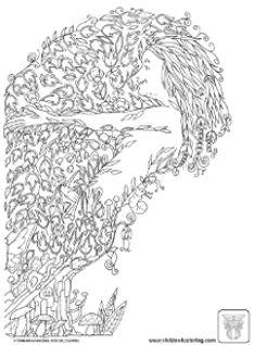 Vivid Owl Coloring Free Design Free Adult Coloring, Free Design, Coloring Books, Owl, Birds, Pictures, Vintage Coloring Books, Photos, Photo Illustration