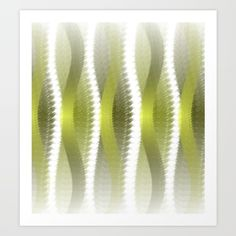 Greeting Cards Stationery Greeny by We~Ivy -------------------------------------------- Art Prints For Home, Framed Prints, Canvas Prints, Presents For Friends, Green Art, Optical Illusions, Art Boards, My Design, Stationery
