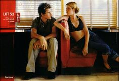 Brendan Fehr and Majandra Delfino, back when they played Michael and Maria on ROSWELL. Majandra Delfino, Brendan Fehr, Nick Wechsler, Jason Behr, Angelina Jolie Movies, Roswell New Mexico, Movie Couples, Live Laugh Love, Old Tv