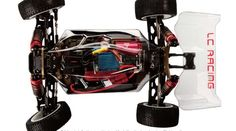 Ein Wettbewerbsbuggy im kleinen Maßstab - Der Offroad Buggy von LC-Racing Offroad, Rc Autos, Buggy, Rc Cars, Gym Equipment, Racing, Bike, Model Building, Running