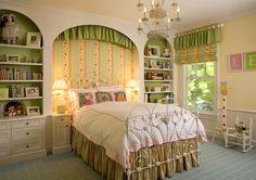 Bedrooms - traditional - kids - new york - by Lauren Ostrow Interior Design, Inc