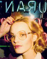 Jessica Lange, style, beauty, inspiration, celebrity, 80s, glam, hair, some girls