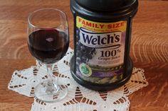 How to Make Homemade Wine Using Welch's Grape Juice